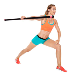 Row and Raise exercise