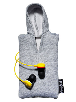 Fred Flare iPod Hoodie