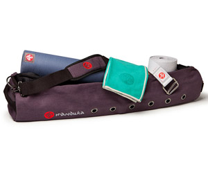 Manduka Beginner's Luck Yoga Kit