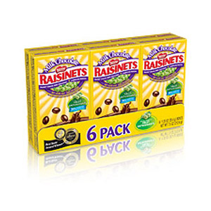 Raisinetes Snack Pack