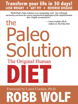 The Paleo Solution diet book