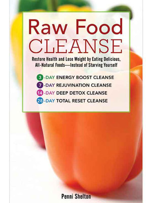 The Raw Food Cleanse Diet Book