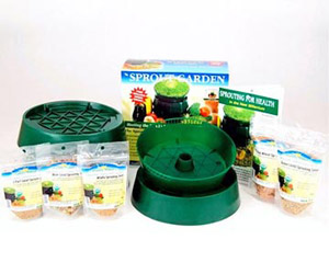 Basic Sprout Growing Kit