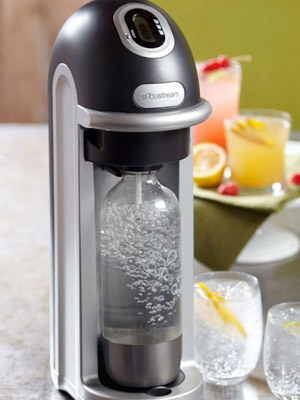 SodaStream The Fizz Sparkling Water Maker