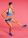 Single-Leg Balance exercise