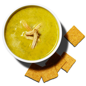 Broccoli Cheddar Soup With Chicken