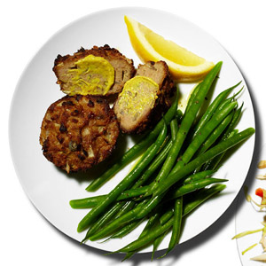 Mini Turkey Meatloaf