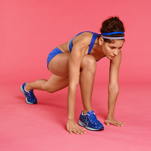 Lunge to Push-Up