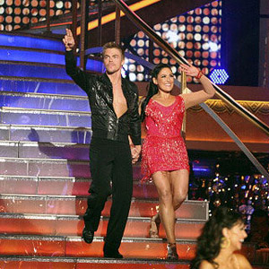 Ricki Lake on Dancing with the Stars 2011