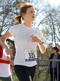 Advanced Half-Marathon runner