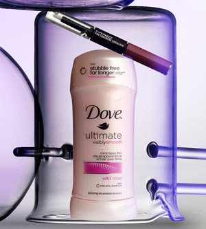 New beauty products and innovations
