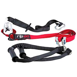 Suspension-training straps