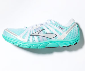 Brooks Pure Connect minimalist running shoe