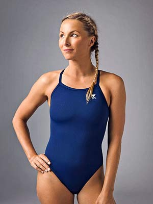 Triathlete Amanda Balding