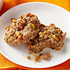 Banana-Nut Breakfast Cookies recipe