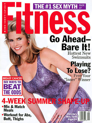 Christie Brinkley May 1992