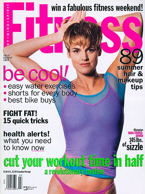 Dara Torres July/Aug 1994