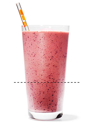 Smoothie portion size