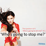 The question isn't who's going to let me? It's who's going to stop me?