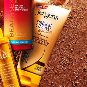 Jergens Natural Glow & Protect Moisturizer