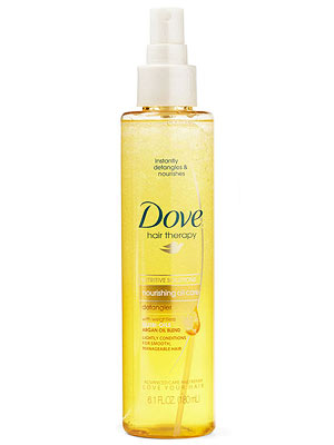 Dove Hair Nourishing Oil Care Detangler