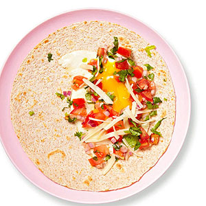 Mexican Egg Scramble