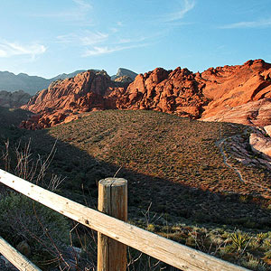 Red Rock Canyon Sandstone Quarry