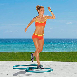 Olympic Rings exercise