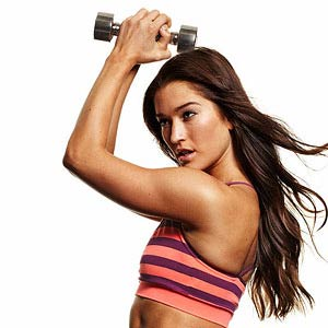 Hot arms workout