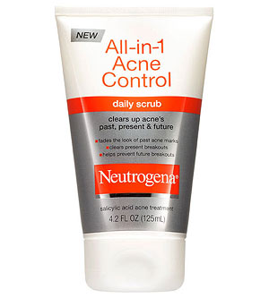 Neutrogena daily scrub