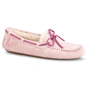 UGG Dakota Pink Ribbon shoes