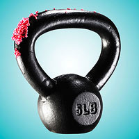 Dirty kettlebell