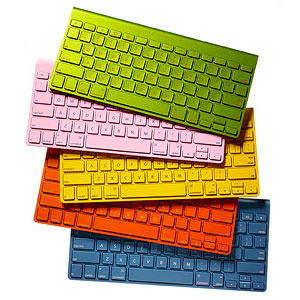 ColorWare Apple Wireless Keyboard