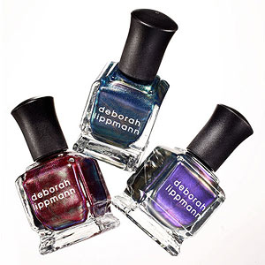 Deborah Lippmann Santa Baby Nail Lacquer Trio