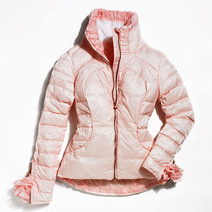 Lululemon Athletica Puffy down jacket