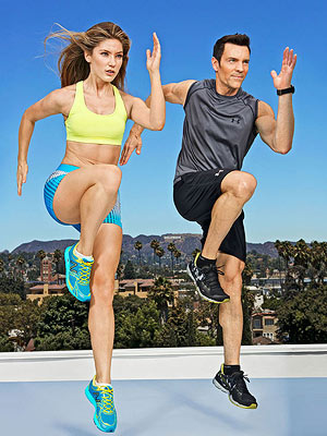 Tony Horton's workout