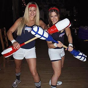 American Gladiators Halloween costume