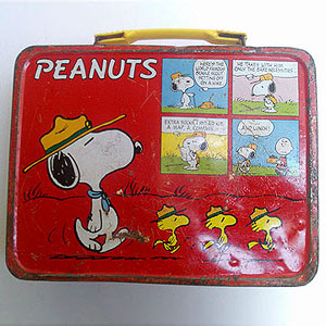 Peanuts Lunchbox
