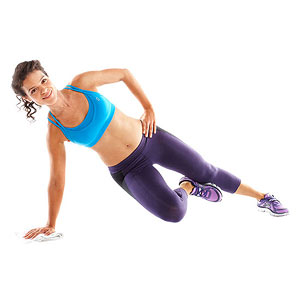 Toe Drag Plank exercise
