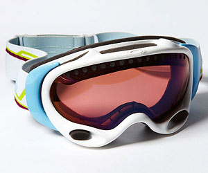 Gretchen Bleiler Signature Series A-Frame goggles by Oakley