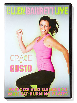 Ellen Barrett workout dvd