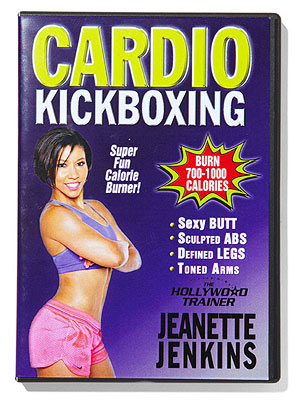 Jeanette Jenkins workout DVD