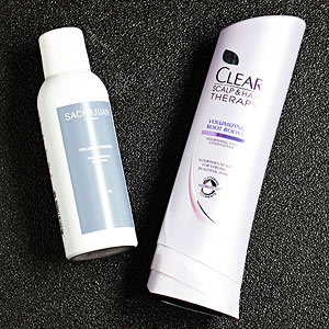Products for normal hair