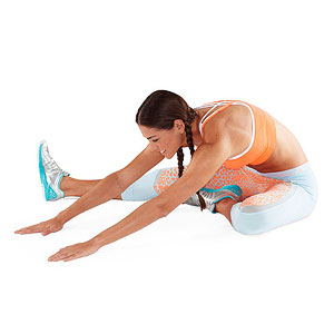 Forward Fold stretch