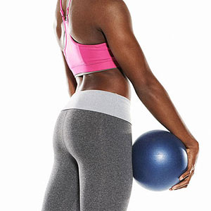 Exercises with a ball