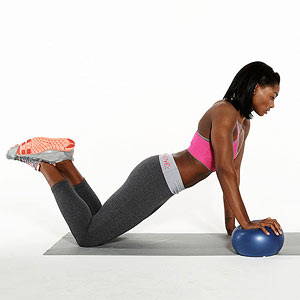 Peeled Push-Ups exercise