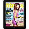 Jillian Michaels on FITNESS Magazine April 2013 for your iPad
