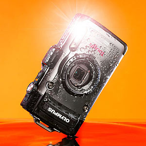 Olympus Tough TG1 iHS camera