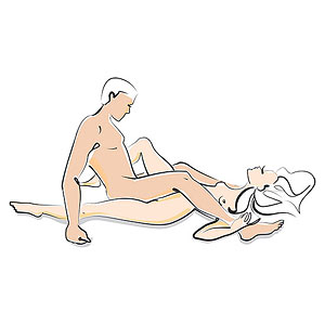 scissors sex position, sex positions