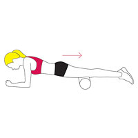 Quads and Hip Flexors Roll